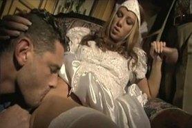 Итальянская оргия на свадьбе