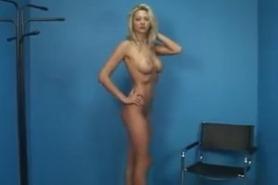 Кастинг голых девок на видео