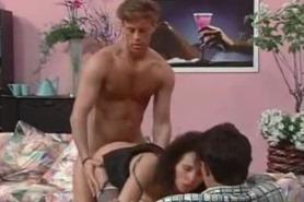 Тереза Орловски секс втроем