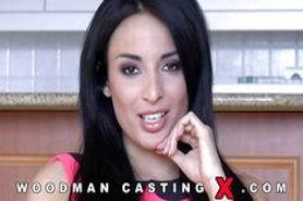 Порно кастинг с Пьером Вудманом Anissa Kate