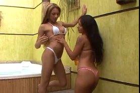 Порно транни ебля с девушкой