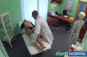 На приеме у врача терапевта