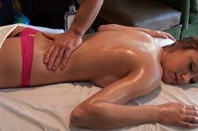 Интим массаж и трах